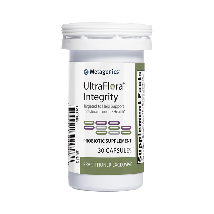 Metagenics UltraFlora Integrity 30 C