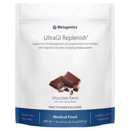 Metagenics UltraGI Replenish Chocolate 30 serving pouch