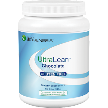 Nutra BioGenesis UltraLean Chocolate 14 servings