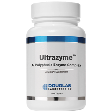 Ultrazyme 180 tabs Douglas Labs