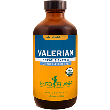 Valerian Alcohol-Free 8 oz