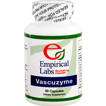 Empirical Labs Vascuzyme 90 caps