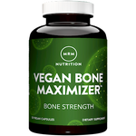 Vegan Bone Maximizer 120 vcaps Metabolic Response Modifier