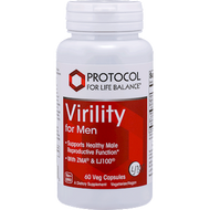 Protocol For Life Balance Virility For Men 60 vcaps