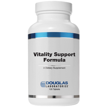 Vitality Support Formula 120 tabs Douglas Labs