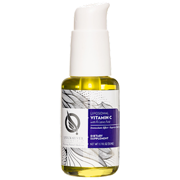 Vitamin C RLA Liposomal Quicksilver Scientific