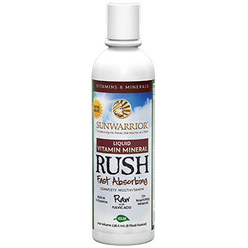 Vitamin Mineral Rush 8 oz Sunwarrior