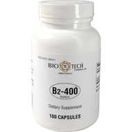 BioTech Vitamin B-2 400 mg 100 caps