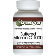 Vinco Vitamin C Buffered 1000 mg 100 tabs