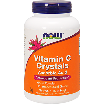 Now Foods Vitamin C Crystals 1 lb