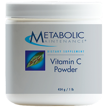 Metabolic Maintenance Vitamin C Powder 1 lb