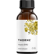 Thorne Research Vitamin D/K2 1oz