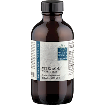 Wise Woman Herbals Vitex chaste tree 4 oz
