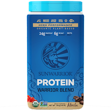 Warrior Blend Mocha 30 servings Sunwarrior