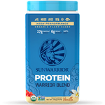Sunwarrior Warrior Blend Vanilla 30 servings