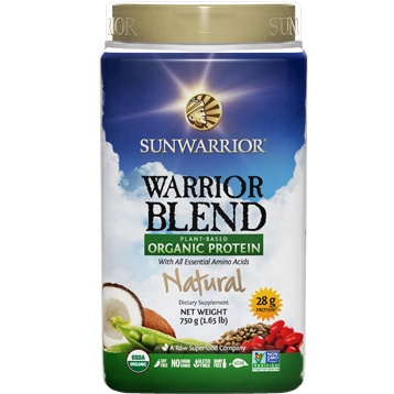 Sunwarrior Warrior Blend Natural 30 servings