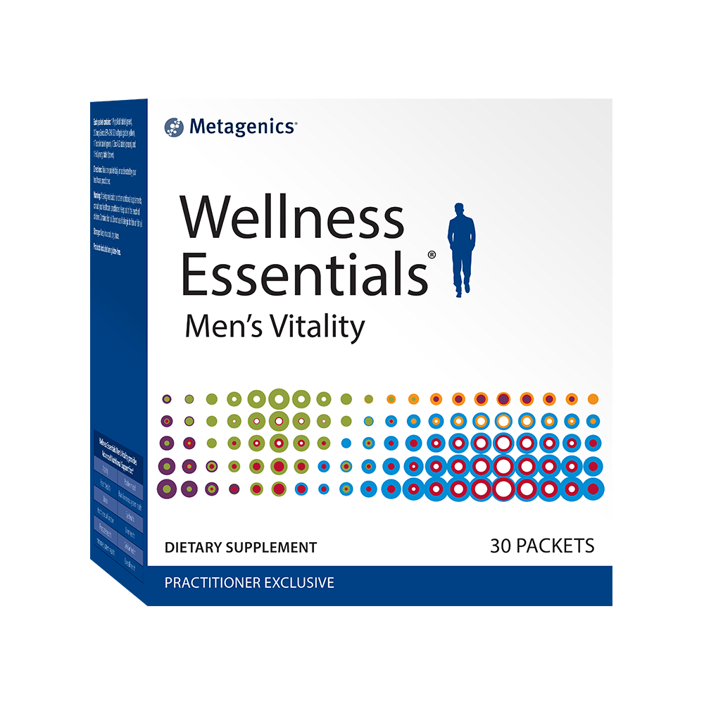 Metagenics Wellness Essentials Mens Vitality 30 packets
