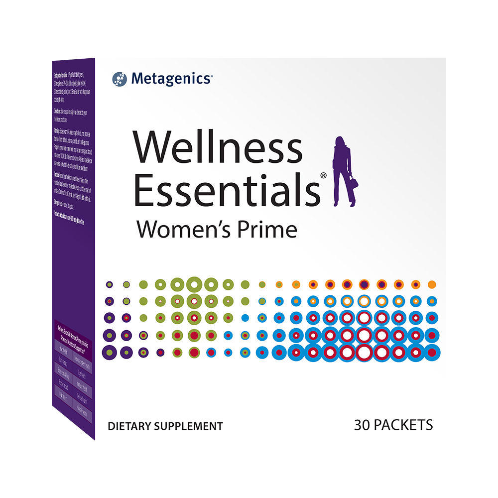 Metagenics Wellness Essentials Womens Prime 30 Packets