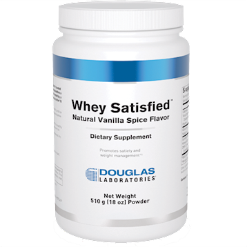 Douglas Labs Whey Satisfied 18 OZ