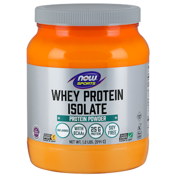 Whey Protein Isolate 1.2 lbs