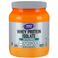 Now Foods Whey Protein Isolate 1.2 lbs