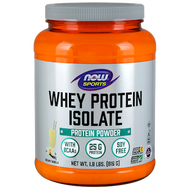 Now Foods Whey Protein Isolate (Vanilla) 1.8 lbs