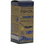 Wild Alaskan Peak Fish Oil 4.3 fl oz Wiley's Finest