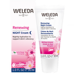 Wild Rose Smoothing Night Cream 1 fl oz Weleda Body Care