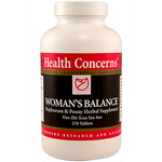 Health Concerns Womans Balance 270 tabs