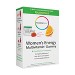 Womens Energy Multivitamin Gummy 30 pk Rainbow Light Nutrition