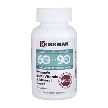 Kirkman Women's Multi-Vitamin & Mineral 60 caps