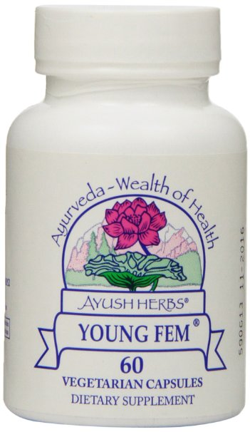 Young Fem 60 vcaps Ayush Herbs