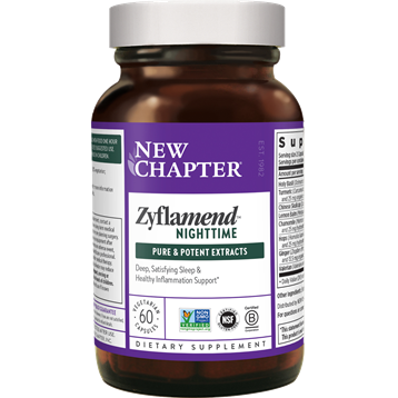 Zyflamend Nighttime 60 softgels