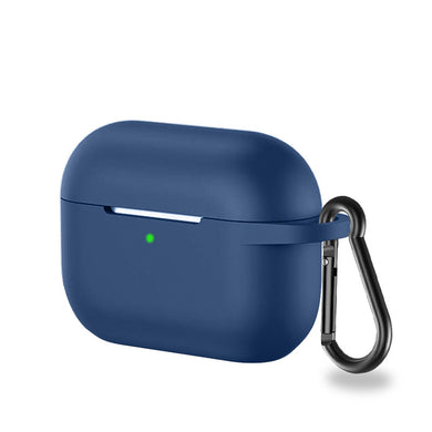 Silikonhülle apple AirPods blau TomKa