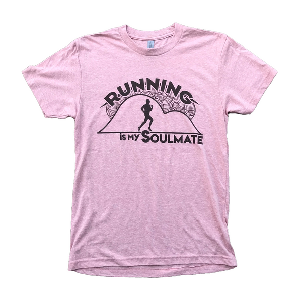 Running is my Soulmate Tee