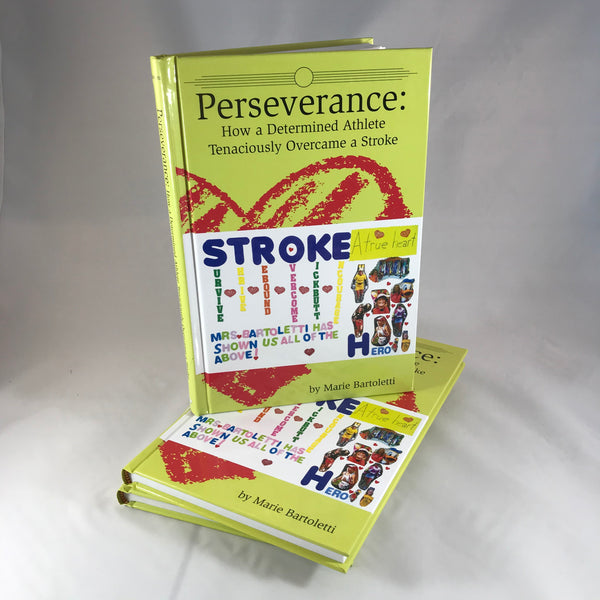 Perseverance - How A Determined Athlete Tenaciously Overcame A Stroke