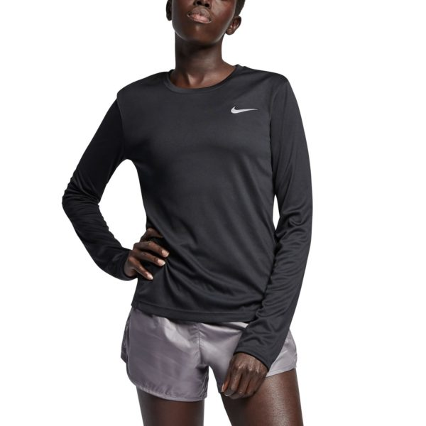 Nike Miler Long Sleeve - Women's
