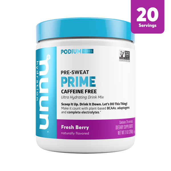 Nuun Prime - 20 serving canister