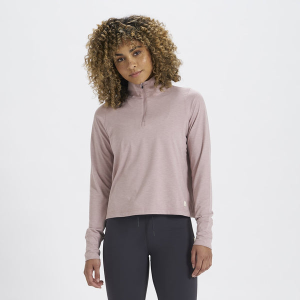 Vouri Crescent 1/2 Zip- Women's