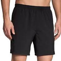 "Brooks Go- To 7"" short- Men's"