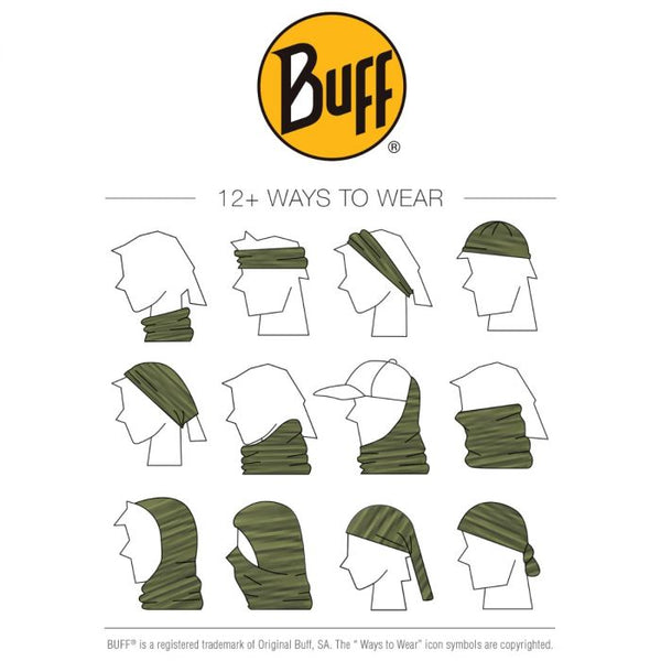 Buff Multifunctional Headwear Original