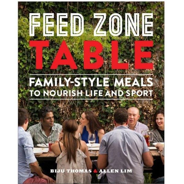 Feed Zone Table Cookbook