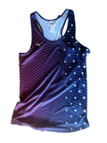 Mizuno Patriotic Tank - Men's