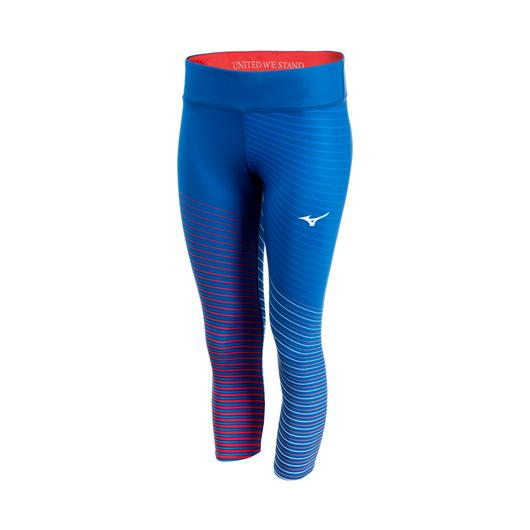 Mizuno Patriotic 3/4 Tight - Women's