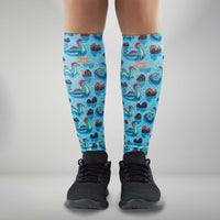 Zensah Compression Leg SLeeves - Limited Edition