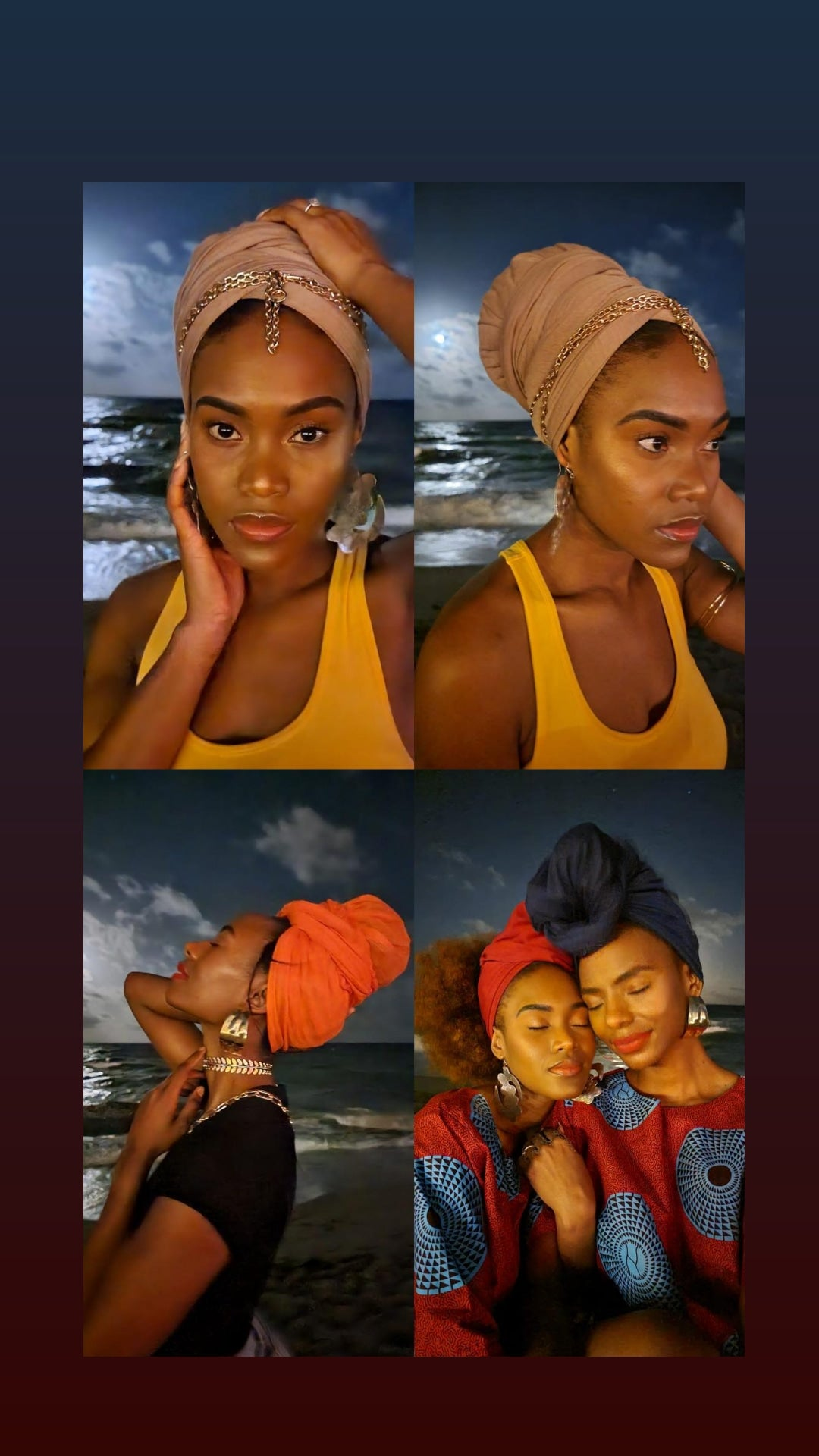 Plain Headwraps