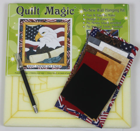 Learn Quilt Magic 1