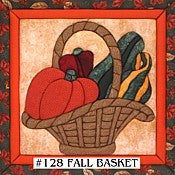 128 Fall Basket
