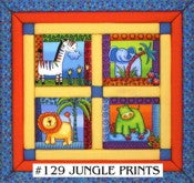 129 Jungle Prints