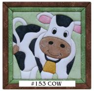 153 Happy Cow